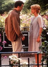 meg ryans haircut in you ve got mail slim meg ryan is a shadow of her former self as she tries to