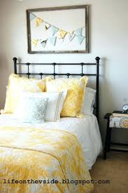 Light Blue Rooms Bedding Ideas Color Combination For The Best Gray And Yellow