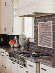 colorful glass tile backsplash blue interior dark grey subway tile backsplash design for kitchen