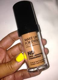 before u0026 after makeup forever hd foundation youtube