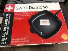 Swiss Induction Cooktop Swiss Diamond Cookware Ebay