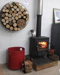 dscf0053 copy jpg stove with circular wall mounted log store