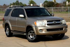 2005 toyota sequoia limited specs 2005 toyota sequoia clean car fax beautiful vehicle no rust
