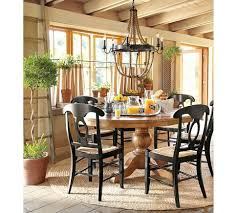 Pottery Barn Kitchen Decor 12 Best Breakfast Nook Images On Pinterest Black Round Dining