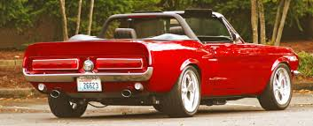 66 mustang coupe parts 1968 mustang shelby style kit free shipping 100
