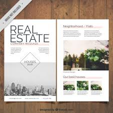 real estate flyers templates free real estate flyer template vectors photos and psd files free