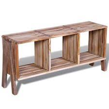 Eq3 Side Table Eq3 Reclaimed Teak 50 Tv Stand Ebay