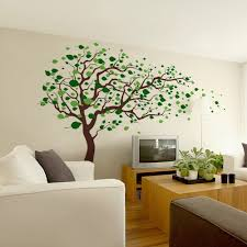 tree blowing in the wind wall decal reviews allmodern