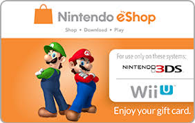 Buy Giftcards With Paypal by Buy Nintendo Eshop Digital Cards Egift Cards With Paypal