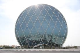 headquarters dubai aldar headquarters building