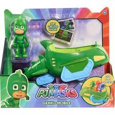 pj masks vehicle gekko mobile walmart