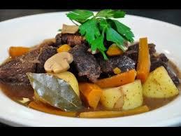 les recette cuisine recette de cuisine boeuf bourguignon