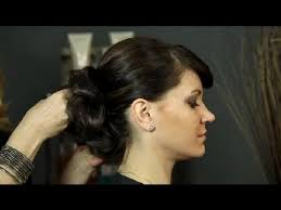 Chignon Maker How To Do A Chignon Hairstyle With The Style Maker Easy