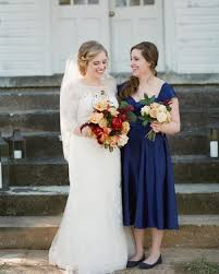 10 bridal parties wearing white at real weddings martha stewart