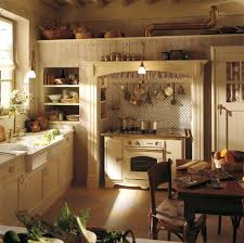 kitchen country kitchen decor to improve room atmosphere