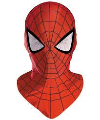 spiderman halloween mask costume mask