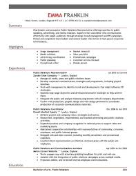 Resume Job Summary by Gallery Creawizard Com All About Resume Sample