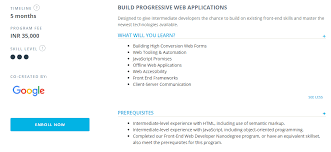 html tutorial udacity now take online udacity courses before you join infosys techie s