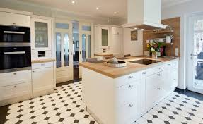 kitchen with white cabinets and wood countertops 75 beautiful kitchen with white cabinets and brown