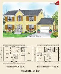 Maple Leaf Square Floor Plans by 8318 Two Storey Maple Leaf Homes