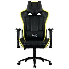 chaise pc siege pc gamer achat fauteuil gamer aerocool ac120 air rgb chaise