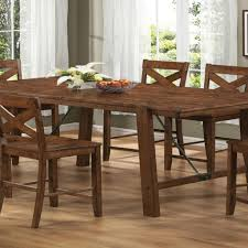 5 piece counter height kitchen table ward log homes