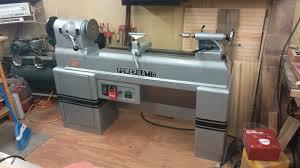 how i restored my powermatic 90 wood lathe youtube