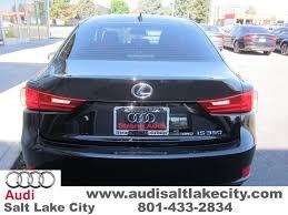 lexus car dealerships in utah used 2014 lexus is 350 for sale salt lake city ut vin