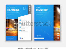 cover layout com brochure cover design corporate business template stock vector