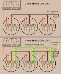 hard wired smoke detector wiring diagrams how to wire smoke for