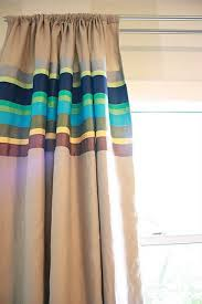Curtains With Ribbons Best 25 Ribbon Curtain Ideas On Pinterest Scrap Fabric Curtains
