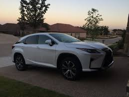 lexus rx vs highlander spotted somewhere in the us clublexus lexus forum discussion