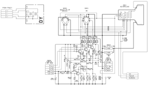 circuit diagram of home theater aiwa tv a 219 schematic diagram using ics str s6707