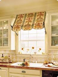 Curtains For Small Kitchen Windows 8 Ways To Dress Up The Kitchen Window Without Using A Curtain