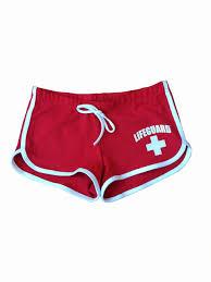 girls halloween tops lifeguard shorts nwt lifeguard halloween costumes and costumes