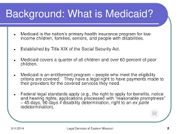 ppt medicaid and epsdt brief overview powerpoint presentation