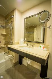 Wheelchair Accessible Bathroom Design by Accessible Room At Disney U0027s Boardwalk Inn