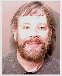 HANK JR. IN HAPPIER TIMES -- A MUGSHOT PHOTO
