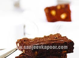 chocolate brownie non vegetarian recipe khaanakhazana by
