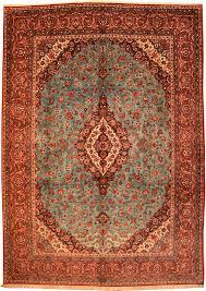 tappeti orientali torino tappeto vecchia manifattura orientale kashan 340x247 cm coppia