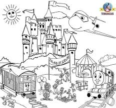 train coloring pages picture 8 u2013 40 free thomas train coloring