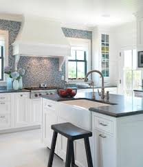 good looking dark wood countertops with pendant lighting white boston dark wood countertops with traditional artificial hydrangeas kitchen beach style and countertop white range hood