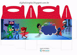 pj masks party printables free pj mask mask party masking