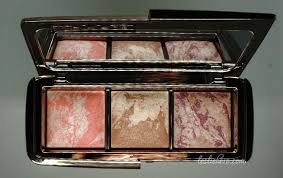 hourglass ambient strobe lighting blush palette hourglass ambient strobe lighting blush palette review swatches