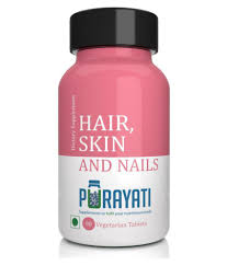 purayati vitamins for hair skin and nails 90 no s unfalvoured buy