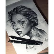 realistic sketch from roza sake tattoo crew sake tattoo crew