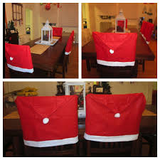 santa chair covers lovely santa hat chair cover dealistry