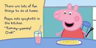 peppa pig little library amazon co uk ladybird 9781409303183