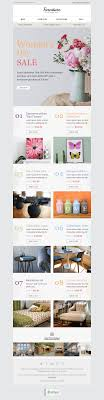 Home Decor Industry S Day Email Template Bright For Furniture Home