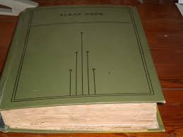 large scrapbook madeline s memories big green scrapbook post 1